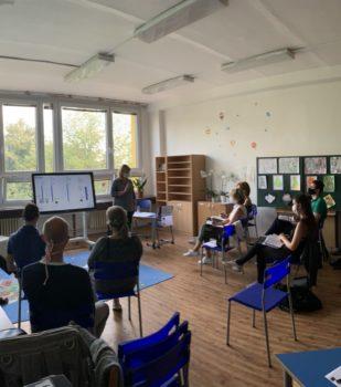 1. metodické setkání koordinátorů