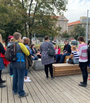 Dvoudenní setkání pedagogů v říjnu 2021